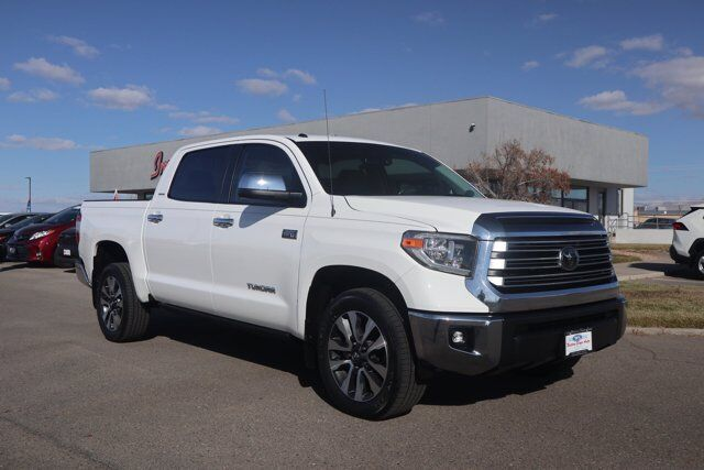 2019 Toyota Tundra Limited Grand Junction CO