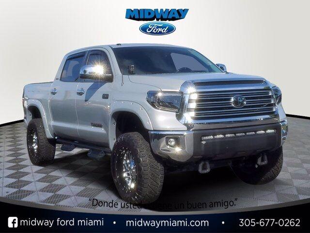 2019 Toyota Tundra Limited Miami FL