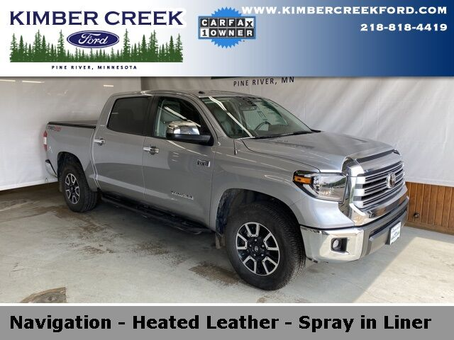 2019 Toyota Tundra Limited Pine River MN