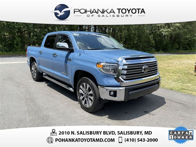 2019 Toyota Tundra Limited Salisbury MD
