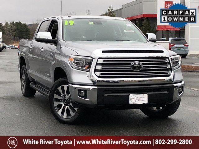 2019 Toyota Tundra Limited White River Junction VT