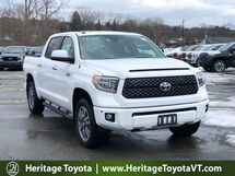 2019 Toyota Tundra Platinum CrewMax 5.5' Bed 5.7L South Burlington VT