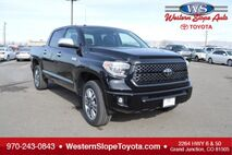 2019 Toyota Tundra Platinum Grand Junction CO