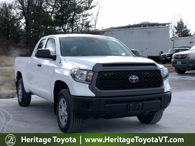 2019 Toyota Tundra SR Double Cab 6.5' Bed 4.6L