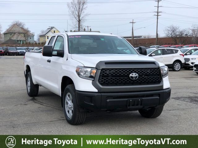 2019 Toyota Tundra SR Double Cab 8.1' Bed 5.7L