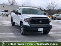2019 Toyota Tundra SR Double Cab 8.1' Bed 5.7L South Burlington VT