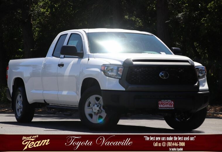 2019 Toyota Tundra SR Double Cab Long Bed Vacaville CA