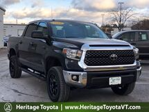 2019 Toyota Tundra SR5 CrewMax 5.5' Bed 5.7L South Burlington VT