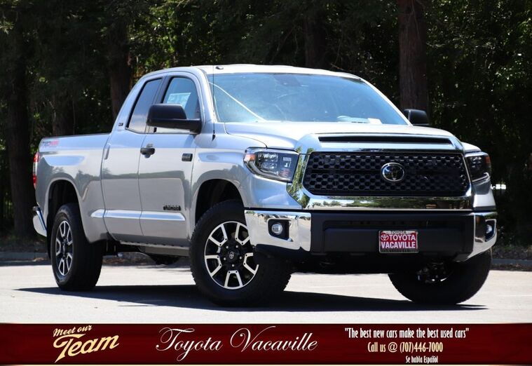 2019 Toyota Tundra SR5 Double Cab Vacaville CA