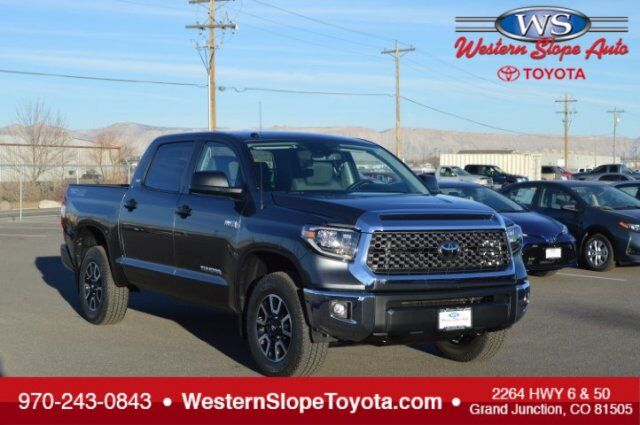 2019 Toyota Tundra SR5 Grand Junction CO