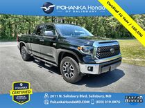 2019 Toyota Tundra SR5 TRD Off Road 4X4 ** Only 732 Miles ** 1 OWNER