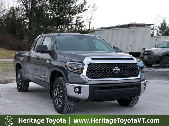 2019 Toyota Tundra SR5 TRD Off-Road Double Cab 6.5' Bed 5.7L