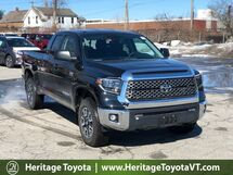 2019 Toyota Tundra SR5 TRD Off-Road Double Cab 6.5' Bed 5.7L South Burlington VT