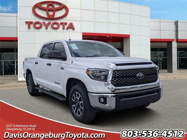 2019 Toyota Tundra SR5 TRD Off Road Package Orangeburg SC