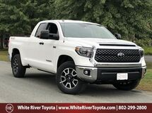 2019 Toyota Tundra SR5 TRD Off-Road White River Junction VT
