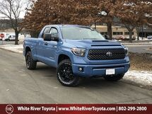 2019 Toyota Tundra SR5 TRD Sport White River Junction VT