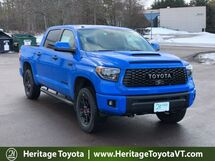 2019 Toyota Tundra TRD Pro CrewMax 5.5' Bed 5.7L South Burlington VT