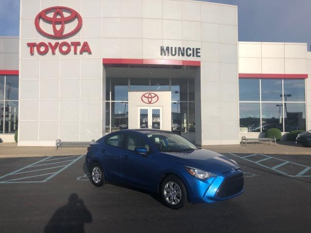 2019 Toyota Yaris 4-Door L Auto Muncie IN