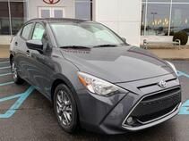 2019 Toyota Yaris 4-Door LE Manual