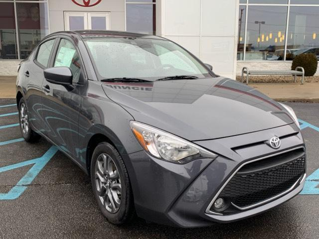 2019 Toyota Yaris 4-Door LE Manual Muncie IN