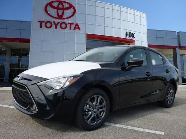 2019 Toyota Yaris 4DR SDN LE AT