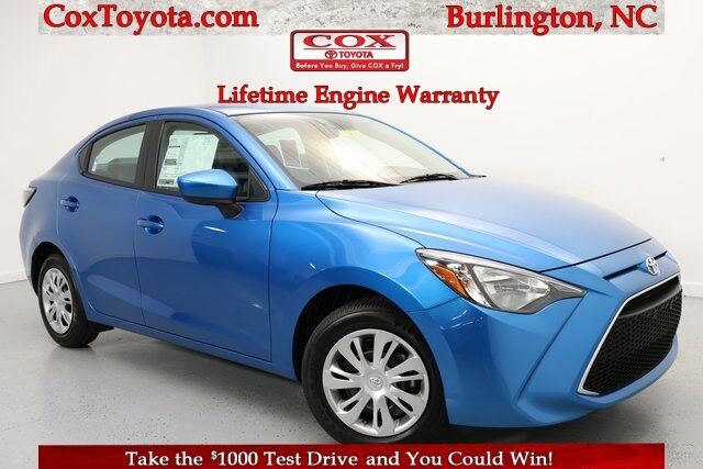 2019 Toyota Yaris L Burlington NC