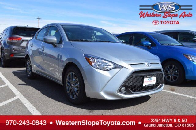 2019 Toyota Yaris LE Grand Junction CO