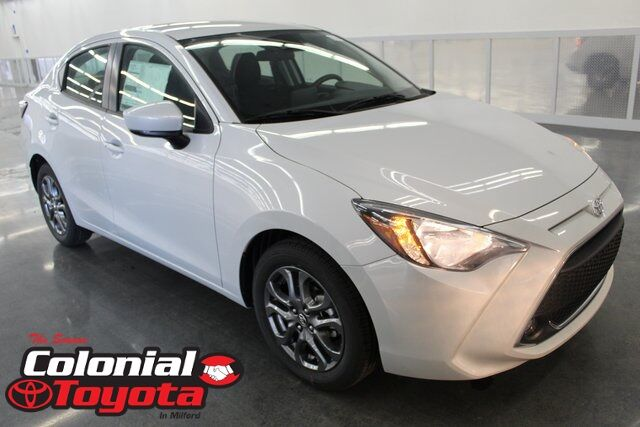 2019 Toyota Yaris LE Milford CT