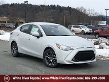 2019 Toyota Yaris LE White River Junction VT