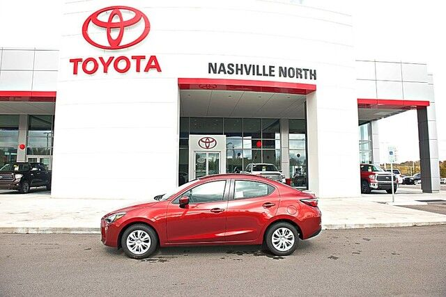 2019 Toyota Yaris Sedan 4-Door L Manual Nashville TN