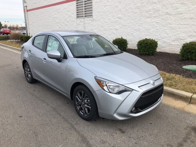 2019 Toyota Yaris Sedan 4DR SEDAN LE 6AT Decatur AL