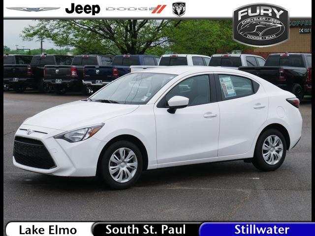 2019 Toyota Yaris Sedan L Auto (Natl) Lake Elmo MN