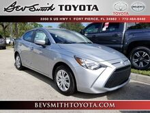 2019_Toyota_Yaris Sedan_L_ Fort Pierce FL