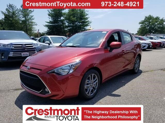 2019 Toyota Yaris Sedan LE Auto Pompton Plains NJ