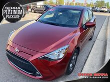 2019_Toyota_Yaris Sedan_LE_ Decatur AL