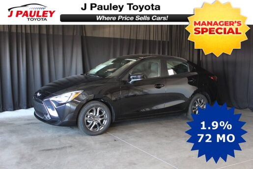 2019_Toyota_Yaris Sedan_LE_ Fort Smith AR