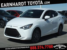 2019_Toyota_Yaris Sedan_LE_ Phoenix AZ
