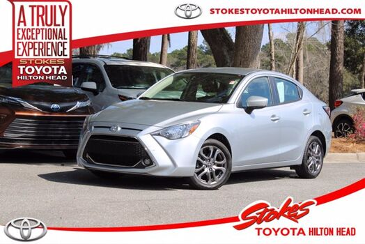 2019_Toyota_Yaris Sedan_LE_ Aiken SC
