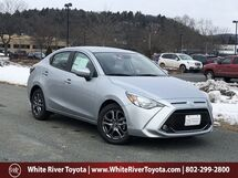 2019 Toyota Yaris Sedan LE White River Junction VT