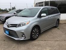 2019_Toyota_sienna_Limited_ Brainerd MN