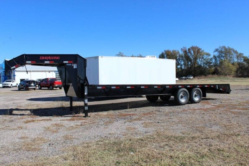 2019 Travalong 25' Deckover Deckover Trailer Harper KS