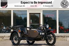 2019 Ural Gear Up Bronze Metallic