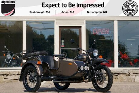 2019 Ural Gear Up Bronze Metallic Boxborough MA
