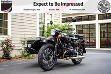 2019 Ural Gear Up Flat Black