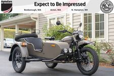 2019 Ural Gear Up OD Green