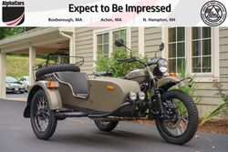 Ural Gear Up OD Green Custom 2019