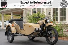 2019 Ural Gear Up Sahara