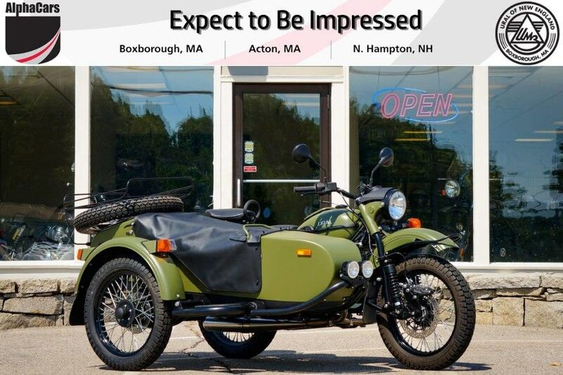 2019 Ural Gear Up Taiga Boxborough MA