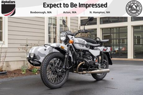 2019 Ural Gear Up Urban Camouflage Boxborough MA