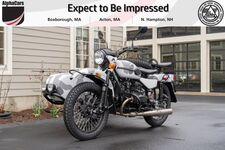 2019 Ural Gear Up Urban Camouflage